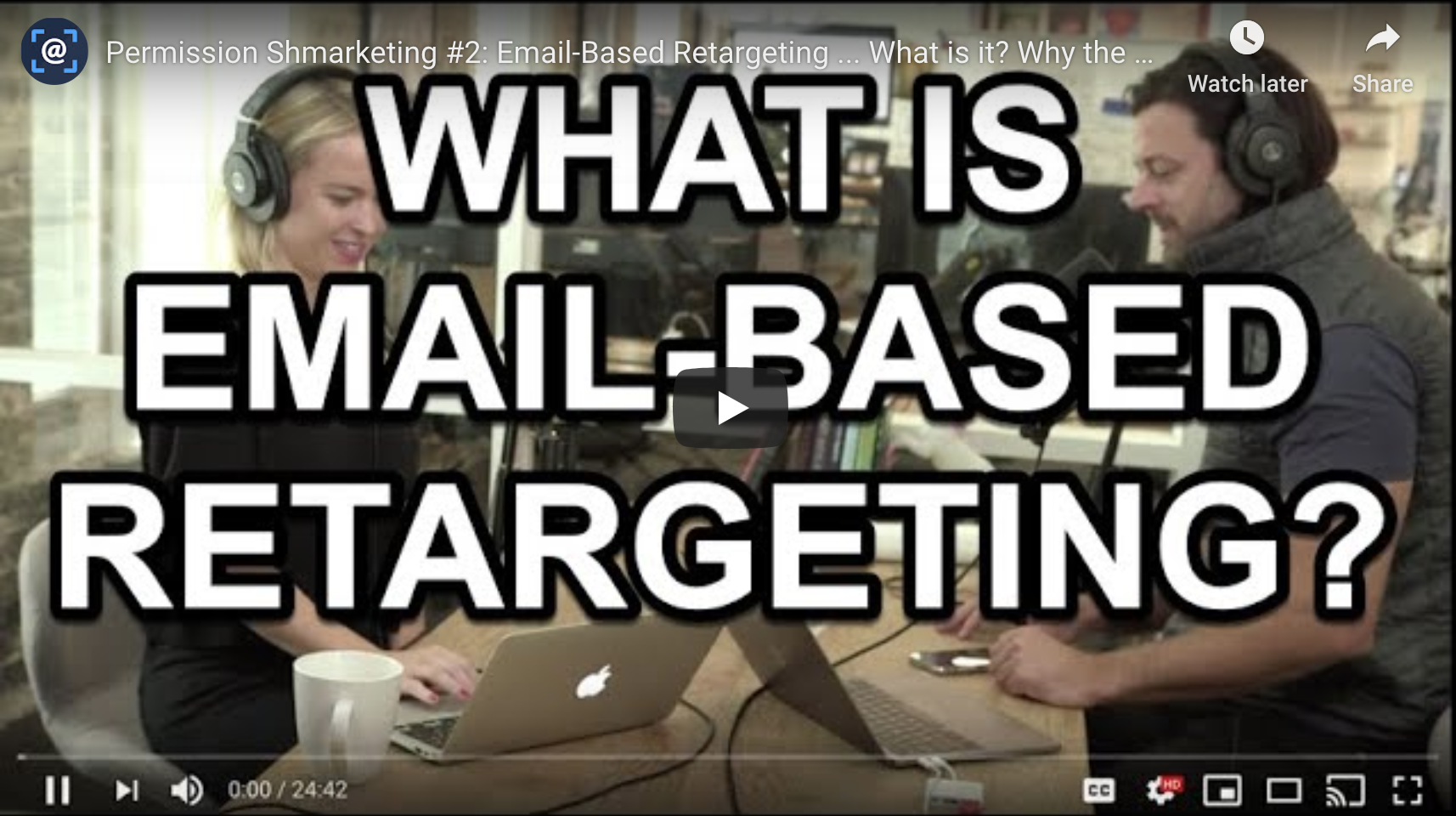 What is Email-Based Retargeting?