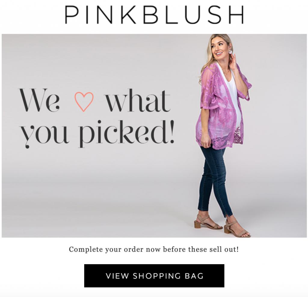 PinkBlush Series